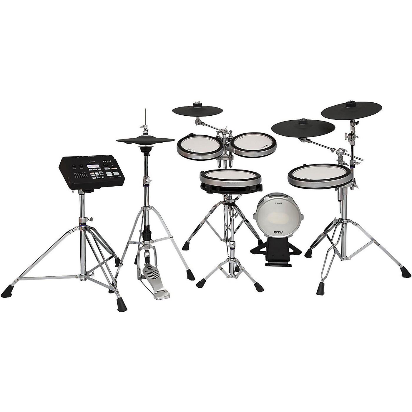 Yamaha DTX 760K Electronic Drum Set with Hardware Pack thumbnail