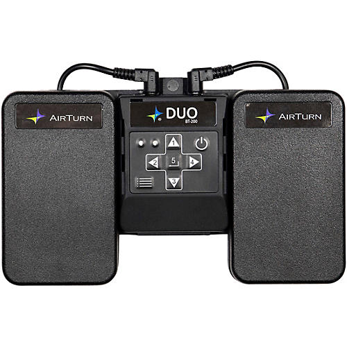 AirTurn DUO 200 Wireless Pedal Control thumbnail