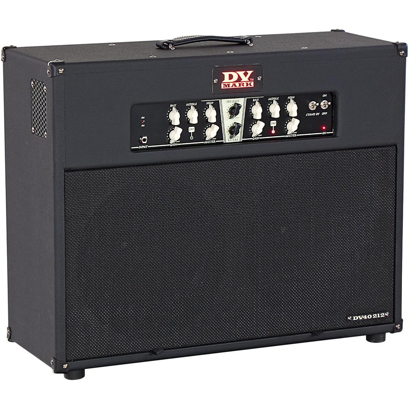 DV Mark DV 40 212 40 Watt 2x12 Guitar Combo thumbnail