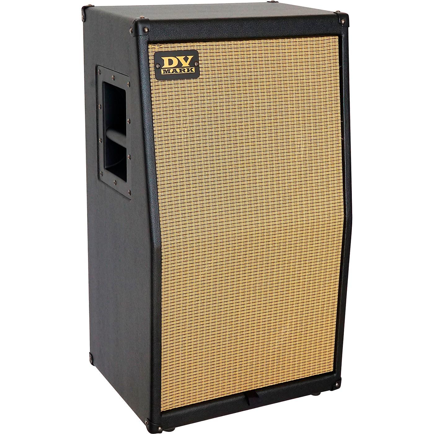 DV Mark DV Gold 212V 300W 2x12 Vertical Guitar Speaker Cabinet thumbnail