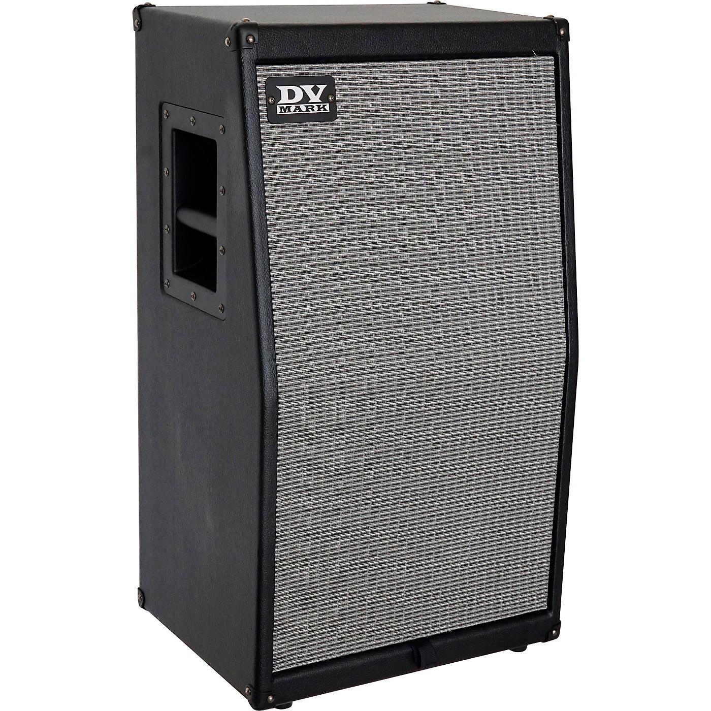 DV Mark DV Silver 212V 300W 2x12 Vertical Guitar Speaker Cabinet thumbnail