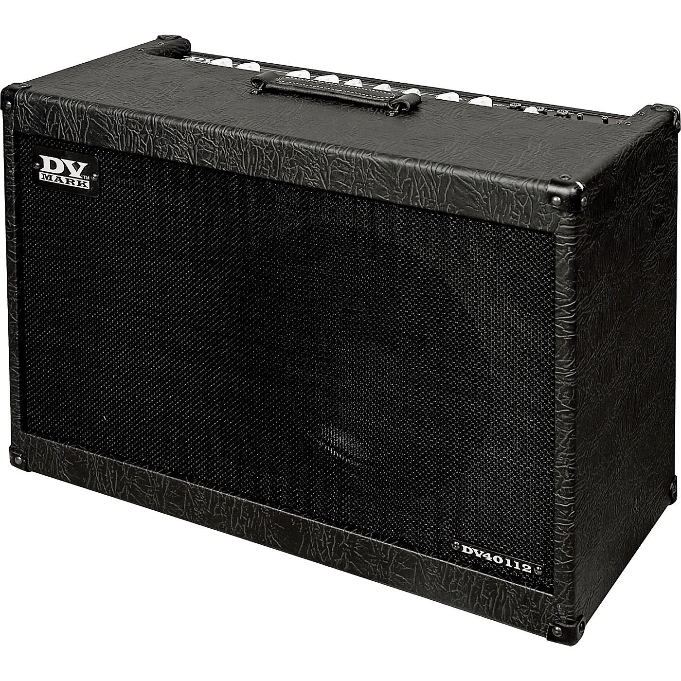 DV Mark DV40 112 40W 1x12 Tube Guitar Combo Amp thumbnail