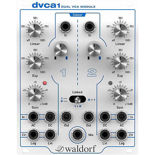 Waldorf DVCA1 Eurorack Dual VCA Module thumbnail