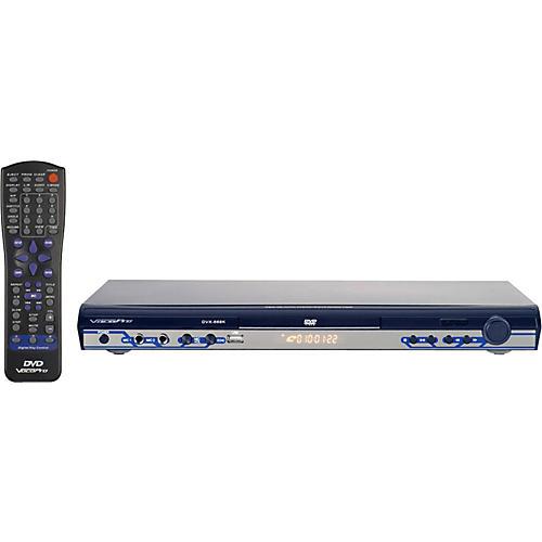 VocoPro DVX-668K Multi-format Karaoke Player thumbnail
