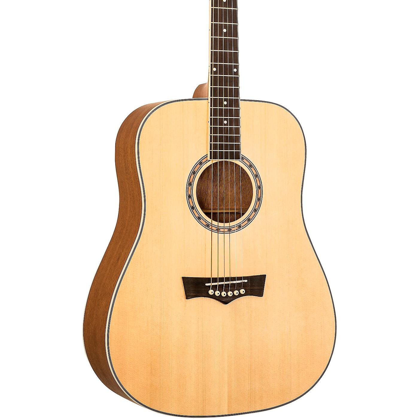 Peavey DW-1 Dreadnought Acoustic Guitar thumbnail
