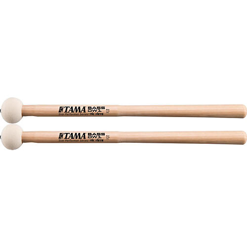 Tama Marching DW1 Star Performer Marching Bass Drum Mallet by Vic Firth thumbnail