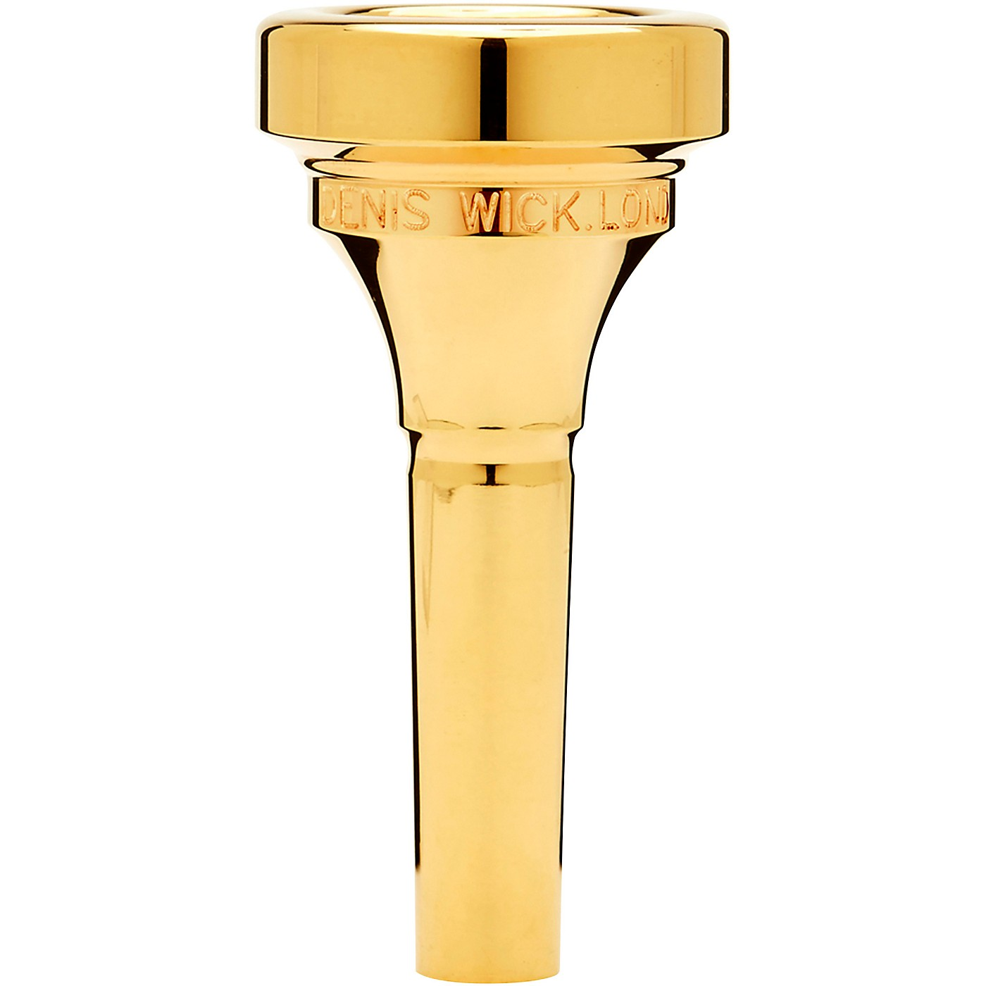 Denis Wick DW4880 Classic Series Trombone Mouthpiece in Gold thumbnail