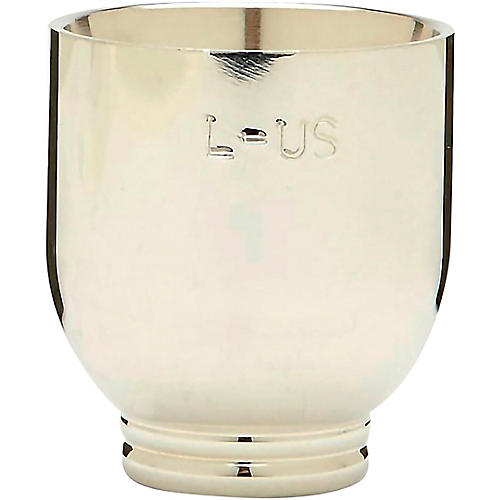 Denis Wick DW6182LB HeavyTop Mouthpiece Booster for Large Bore American Shank Baritone and Euphonium Mouthpiece thumbnail
