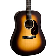 Martin DX1AE Macassar Dreadnought Acoustic-Electric Guitar