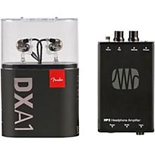 Fender DXA1 In Ear Monitor with PreSonus HP2 Headphone Amplifier