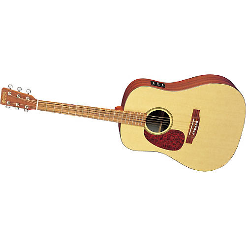 Martin DXME Left-Handed Acoustic-Electric Dreadnought thumbnail