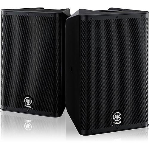 Yamaha DXR10 Speaker Pair thumbnail