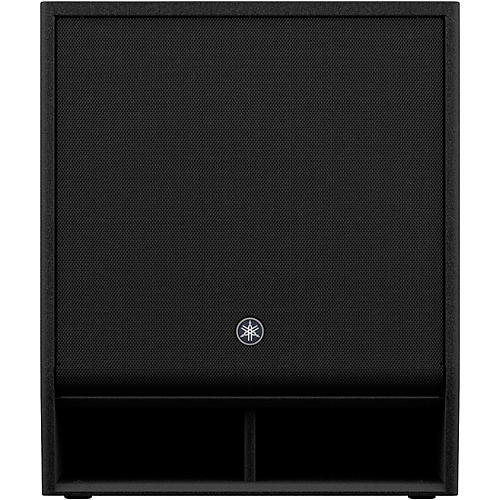 Yamaha DXS18XLF-D 1600W Powered Subwoofer with Dante thumbnail