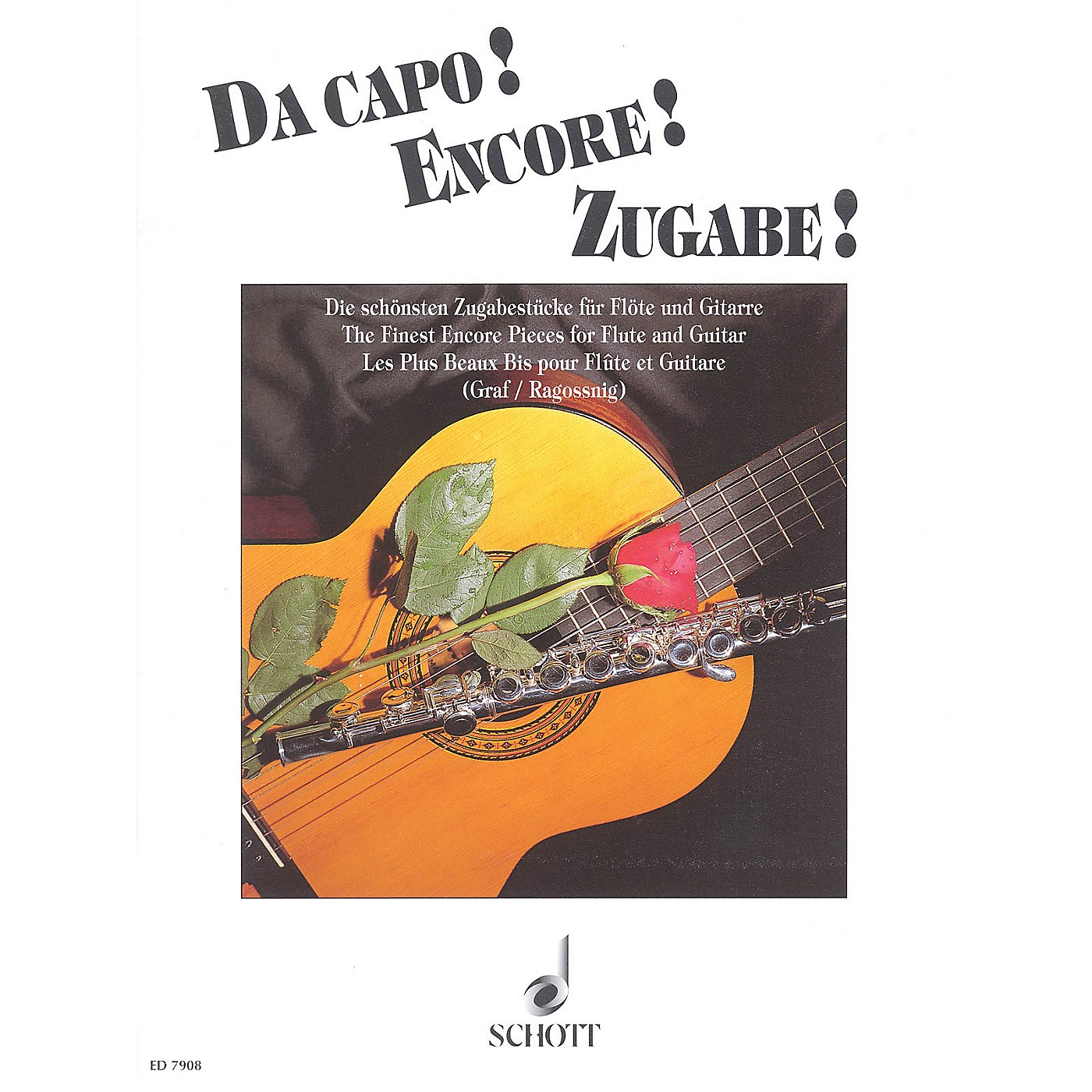 Schott Da capo! Encore! Zugabe! Schott Series Softcover Composed by Various Arranged by Peter-Lukas Graf thumbnail