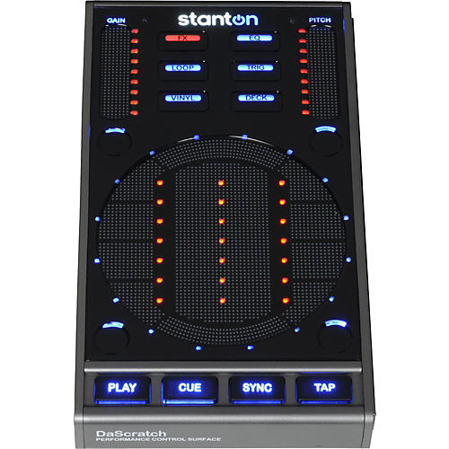 Stanton DaScratch Performance Control Surface-thumbnail