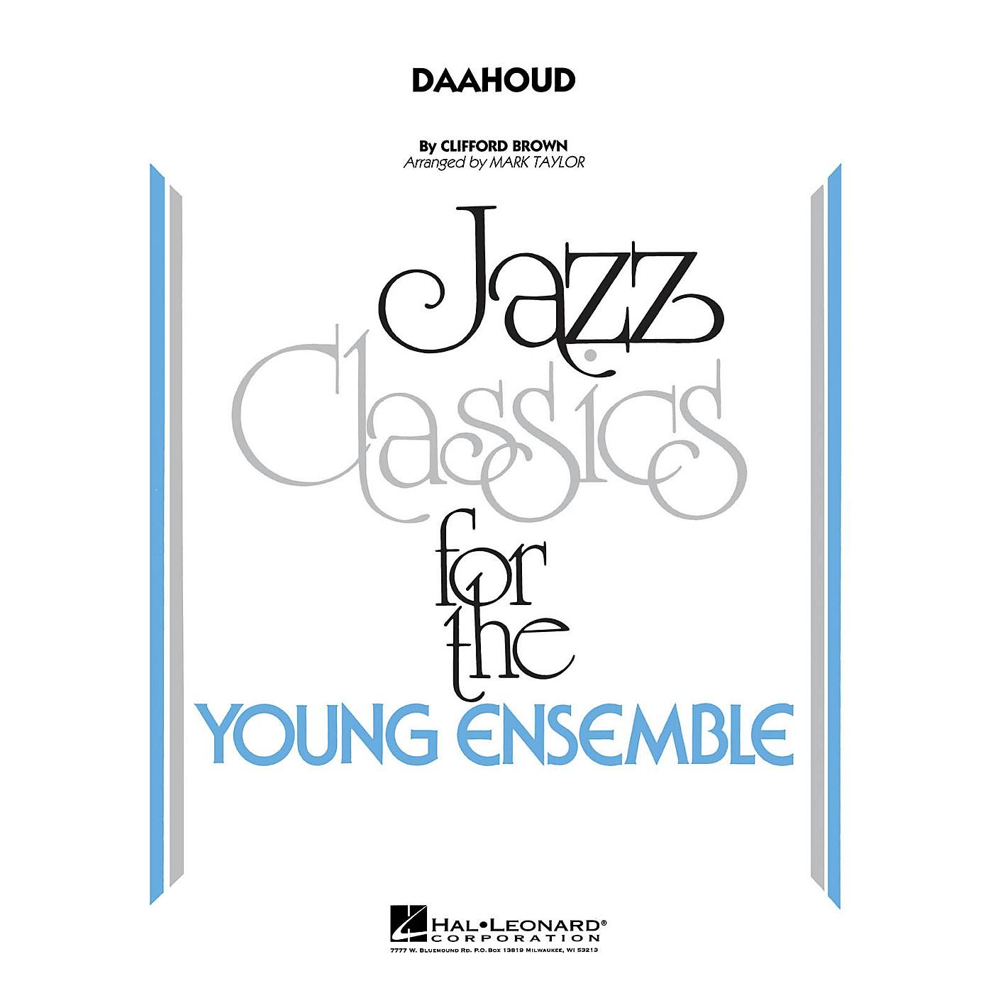 Hal Leonard Daahoud Jazz Band Level 3 Arranged by Mark Taylor thumbnail