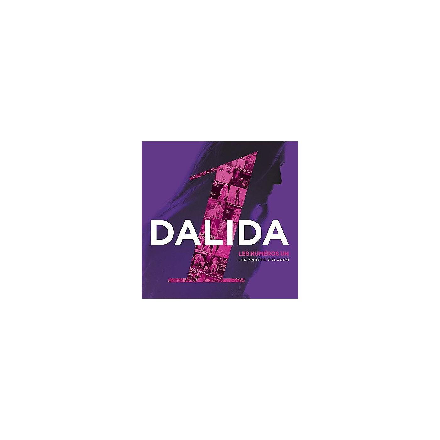 Alliance Dalida - Les Numeros Un: Les Annees Orlando thumbnail