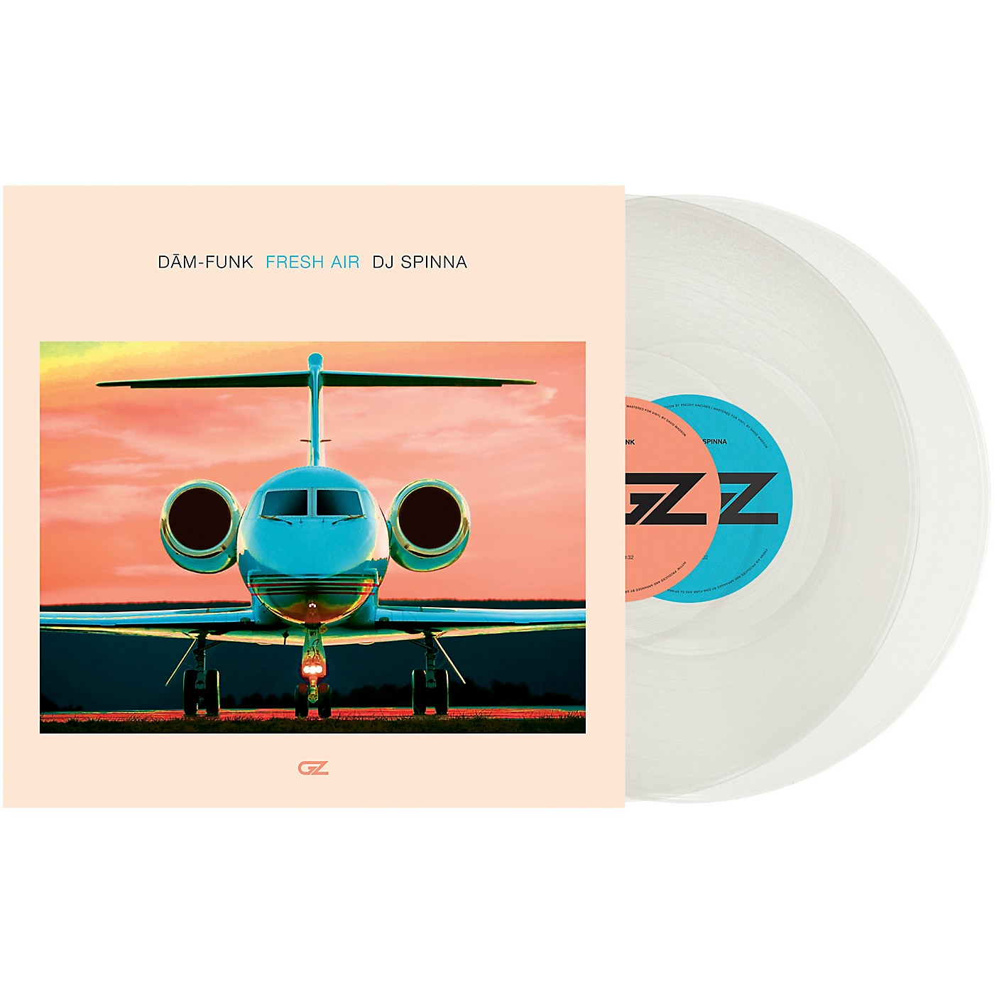 SERATO Dam-Funk NoiseMap Timecode Control Vinyl Pair thumbnail