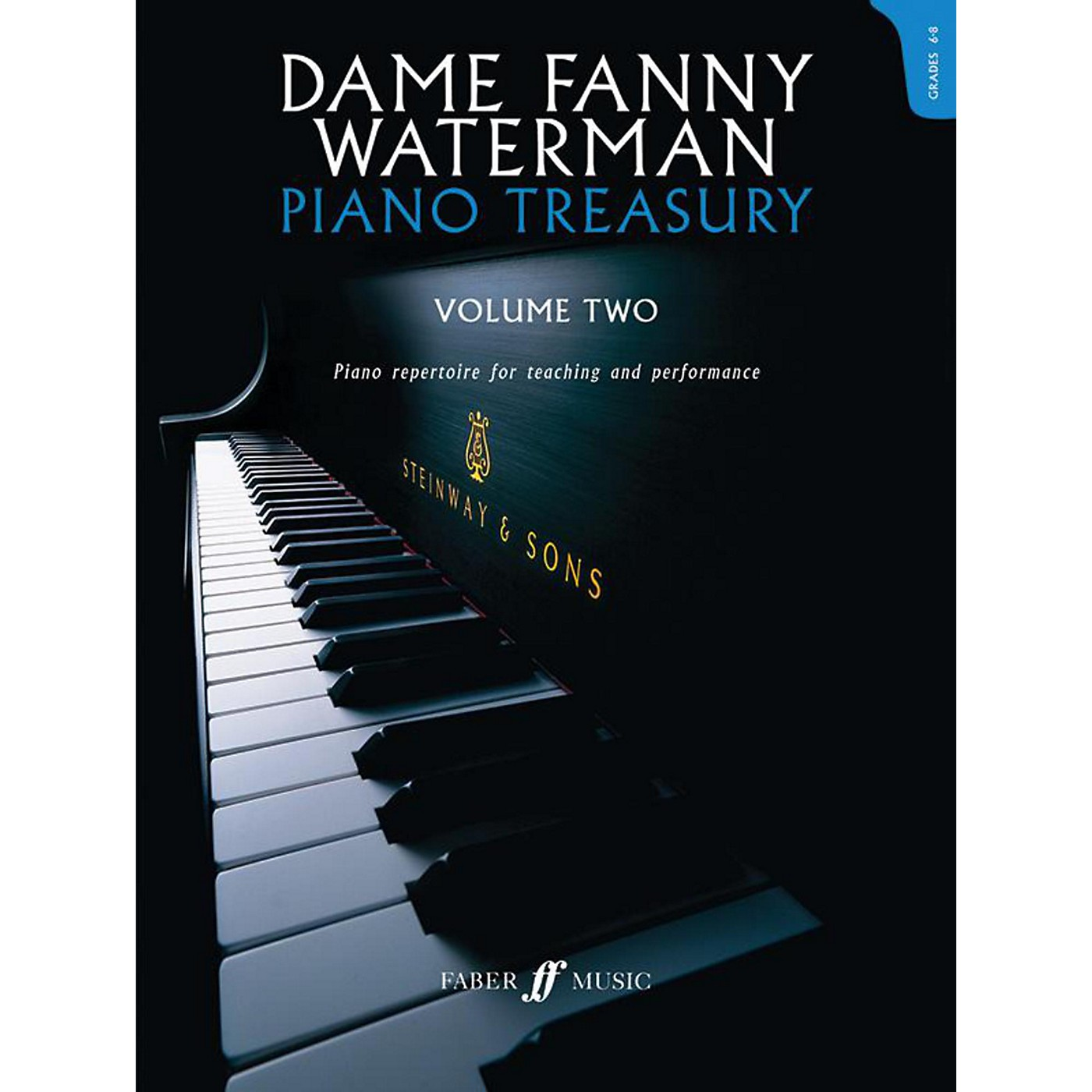 Faber Music LTD Dame Fanny Waterman - Piano Treasury Volume Two Advanced Book thumbnail