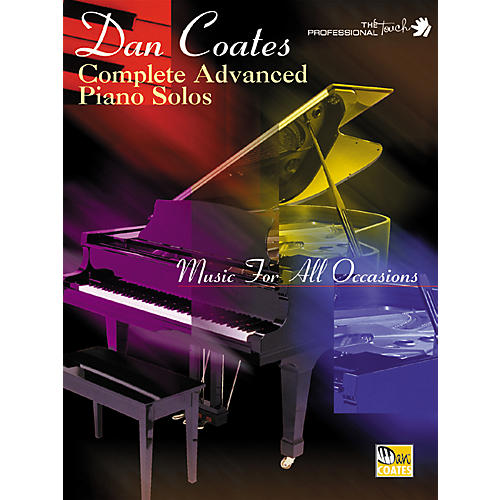 Alfred Dan Coates Complete Advanced Piano Solos thumbnail
