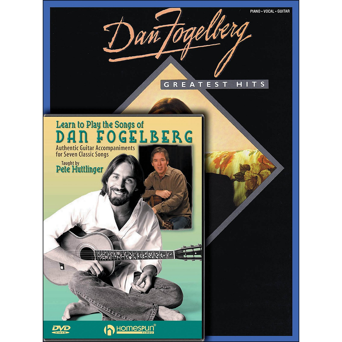 Hal Leonard Dan Fogelberg Mega Pack thumbnail
