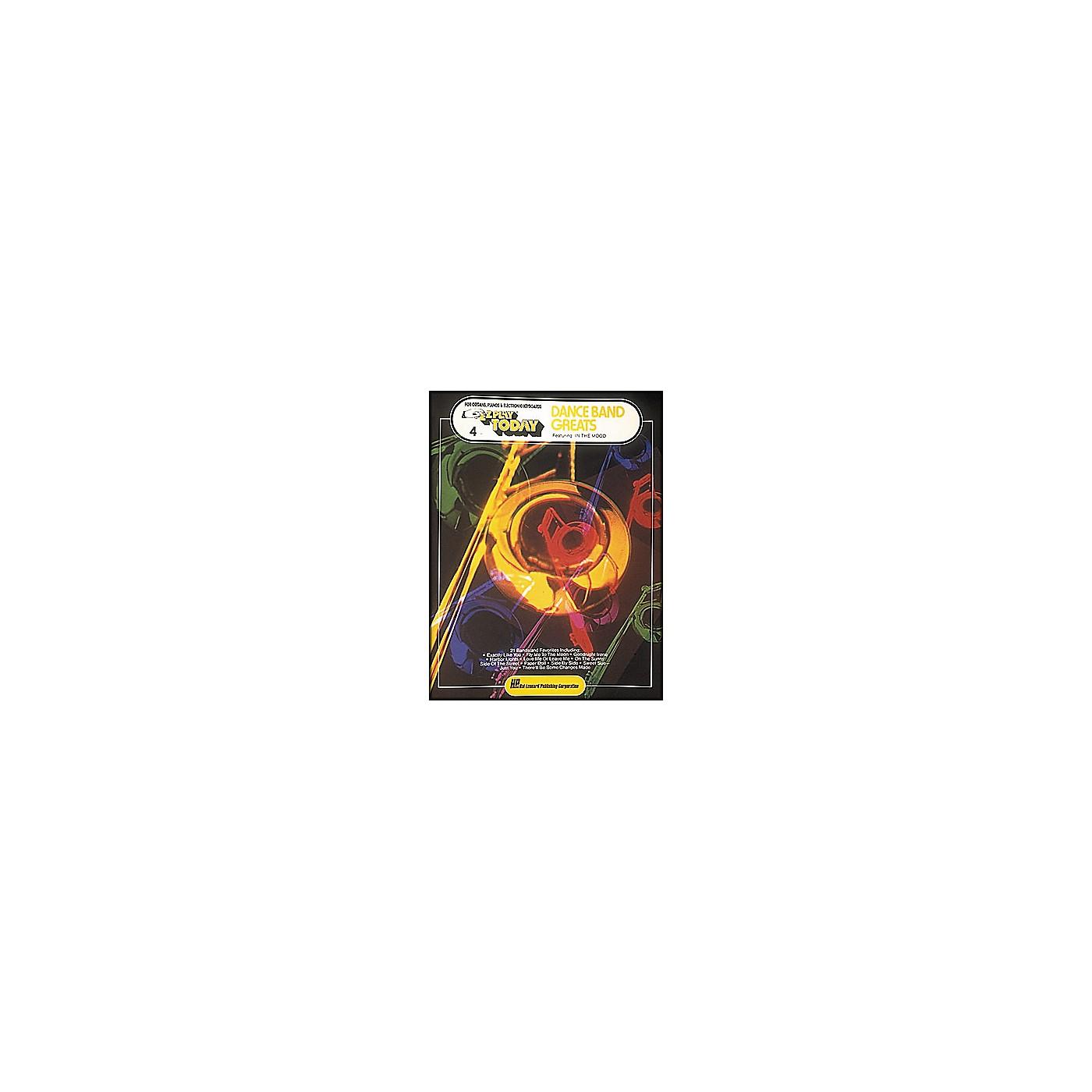 Hal Leonard Dance Band Greats E-Z Play 4 thumbnail