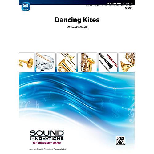 Alfred Dancing Kites Concert Band Grade 1.5 (Easy) thumbnail