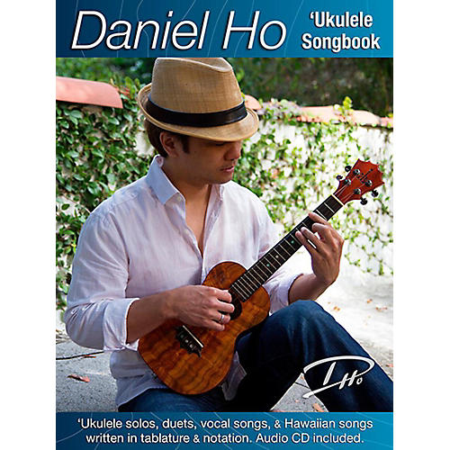 Alfred Daniel Ho 'Ukulele Songbook Intermediate Book & CD thumbnail