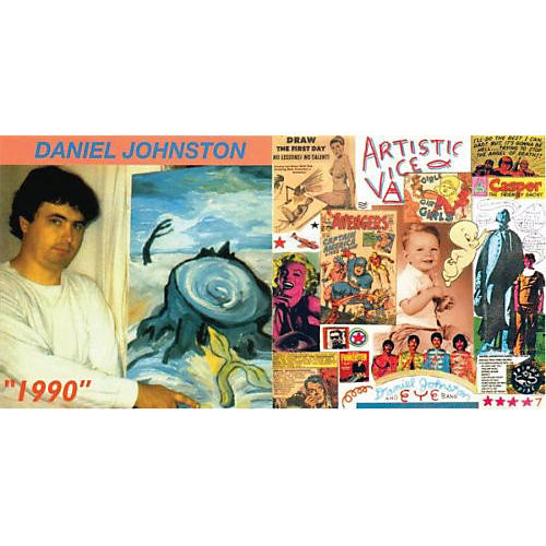 Alliance Daniel Johnston - 1990/Artistic Vice thumbnail