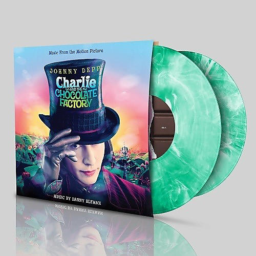 Alliance Danny Elfman - Charlie and the Chocolate Factory (Music From the Motion Picture) thumbnail