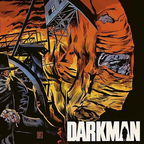 Alliance Danny Elfman - Darkman (original Soundtrack) thumbnail