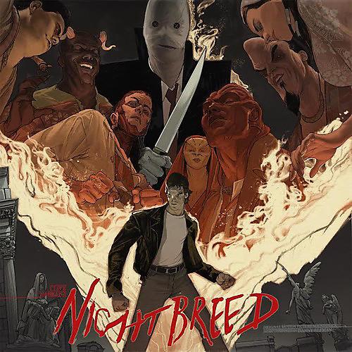 Alliance Danny Elfman - Nightbreed (Score) (Original Soundtrack) thumbnail
