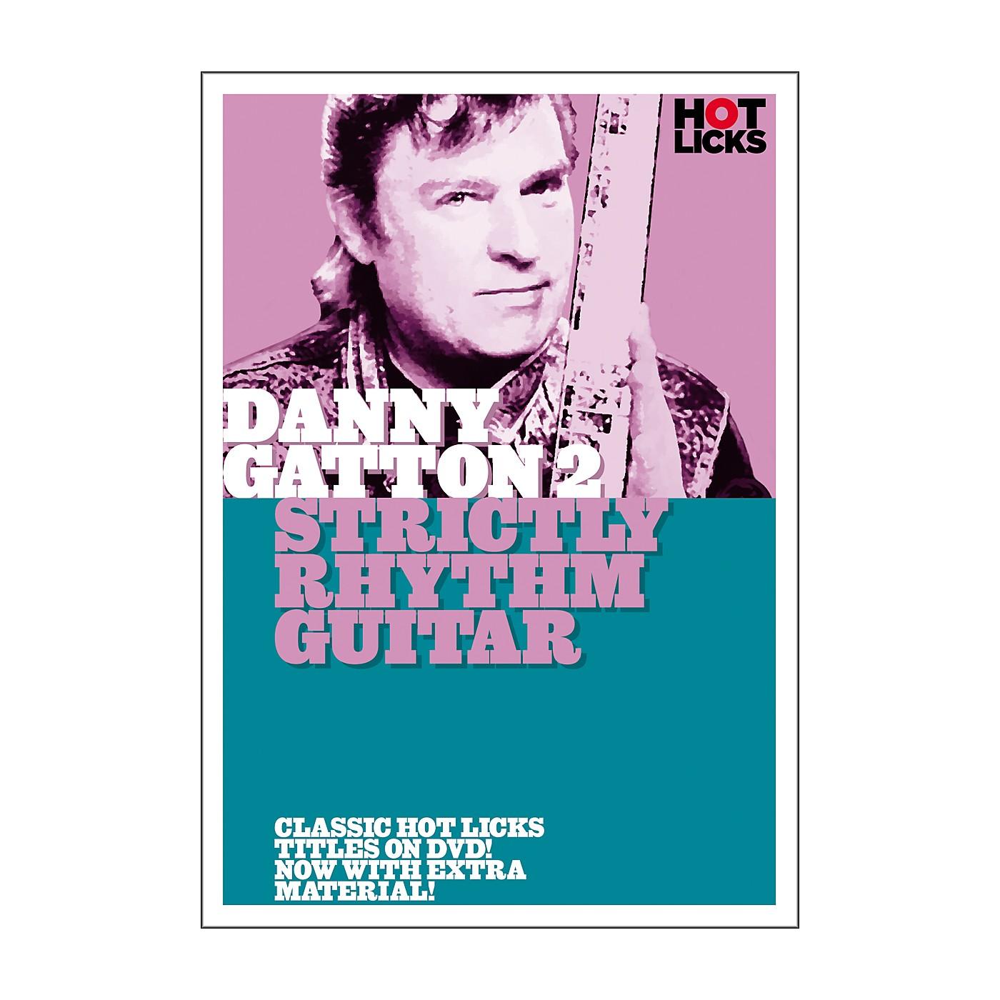 Hot Licks Danny Gatton 2 Strictly Rhythm Guitar (DVD) thumbnail