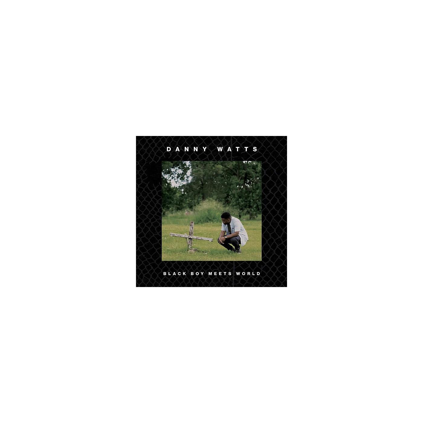 Alliance Danny Watts - Black Boy Meets World thumbnail