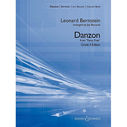 Boosey and Hawkes Danzon from Fancy Free Concert Band Level 3 thumbnail