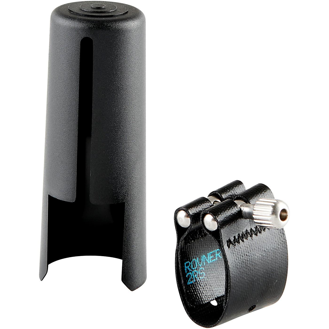Rovner Dark Alto Clarinet Ligature and Cap thumbnail