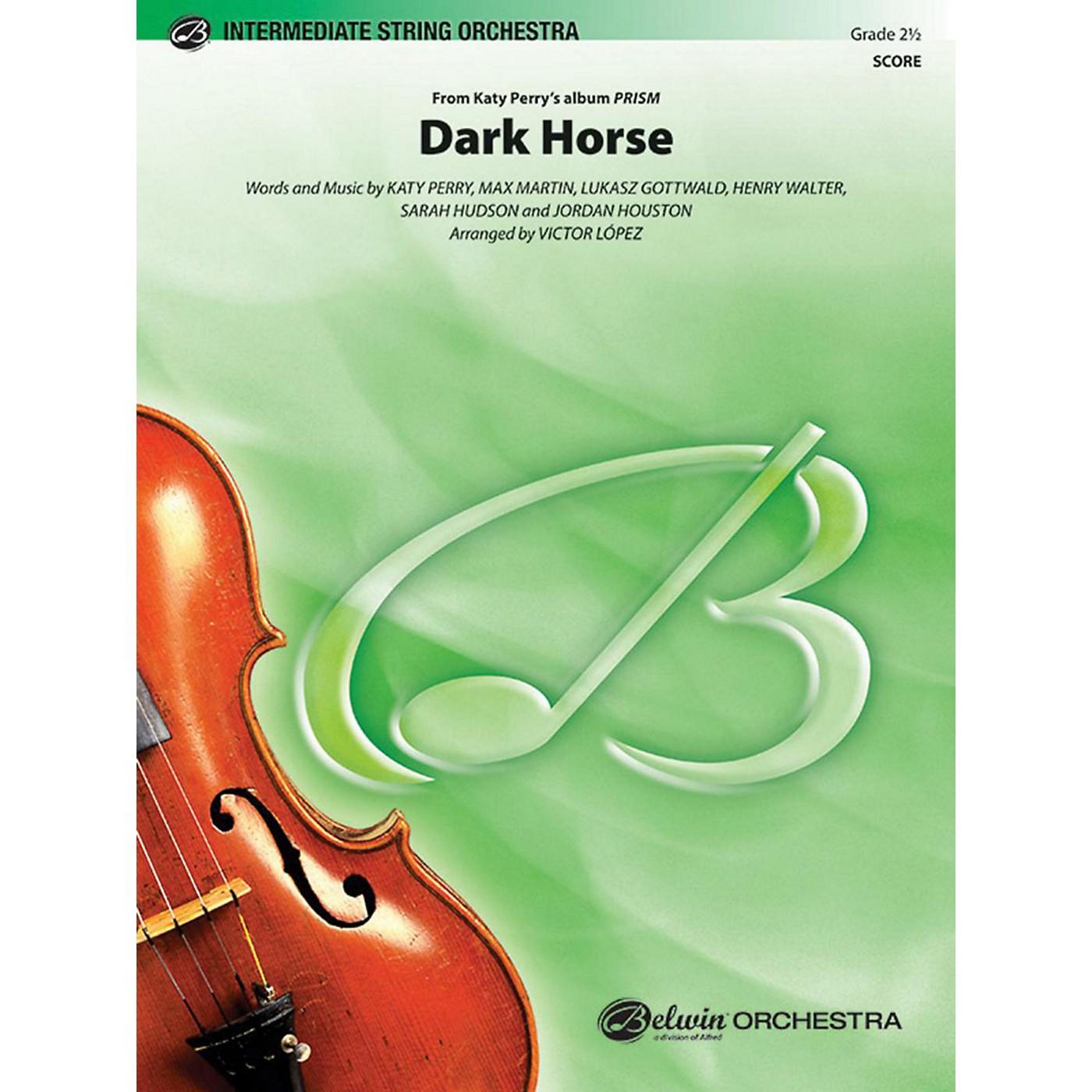 Alfred Dark Horse String Orchestra Grade 2.5 thumbnail