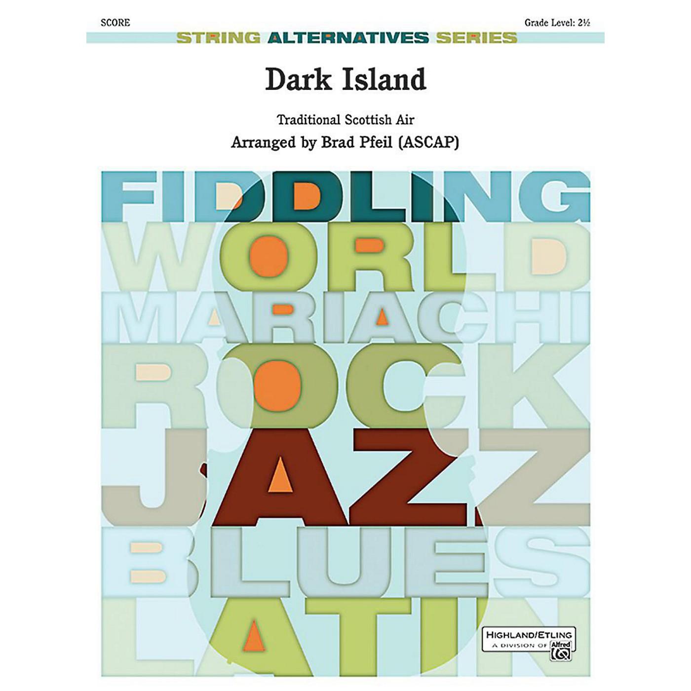 Alfred Dark Island String Orchestra Grade 2.5 Set thumbnail