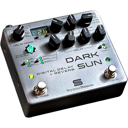 Seymour Duncan Dark Sun Mark Holcomb Signature Digital Delay and Reverb Effects Pedal thumbnail