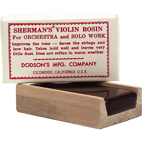 Sherman Dark Violin and Viola Rosin thumbnail