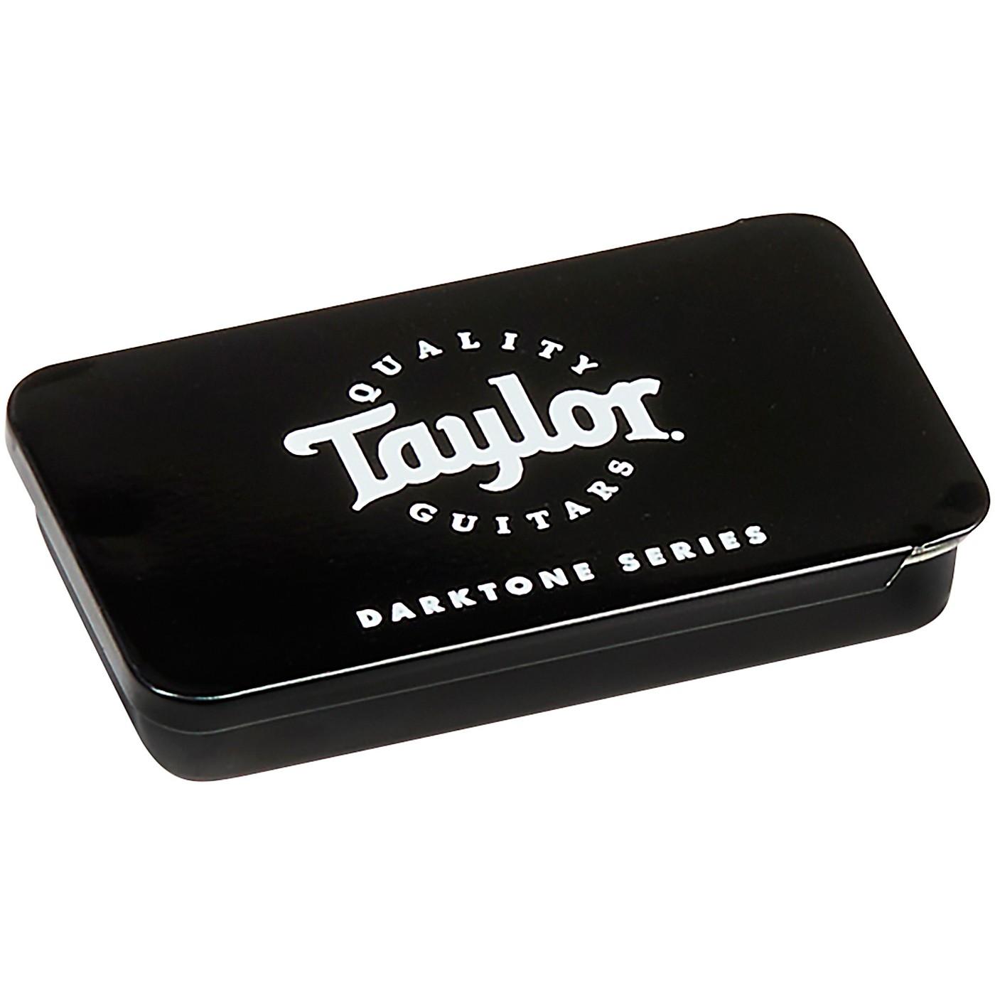 Taylor Darktone Series Guitar Pick Tin thumbnail