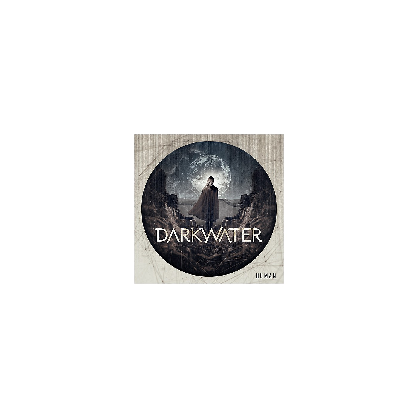 Alliance Darkwater - Human (CD) thumbnail