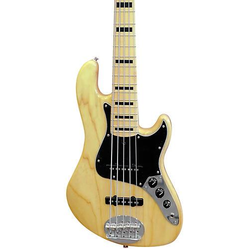 Lakland Darryl Jones Signature Model 5-String Maple Fretboard Electric Bass Guitar thumbnail