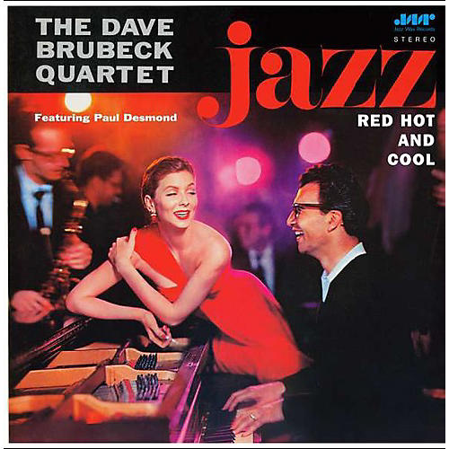 Alliance Dave Brubeck - Jazz: Red Hot & Cool thumbnail