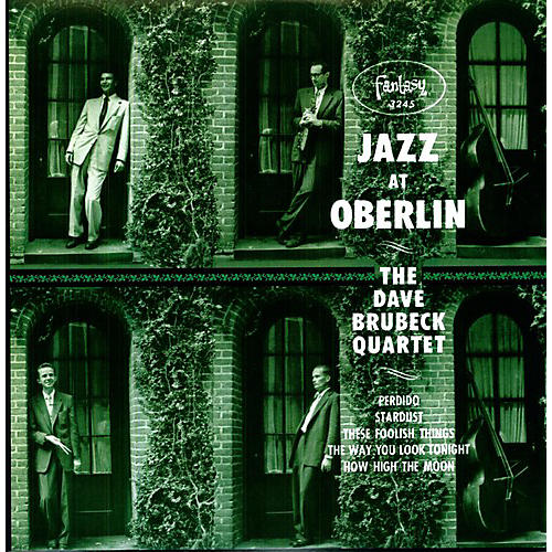 Alliance Dave Brubeck - Jazz at Oberlin thumbnail
