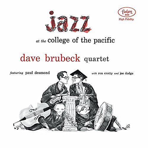 Alliance Dave Brubeck - Jazz at the College of the Pacific thumbnail