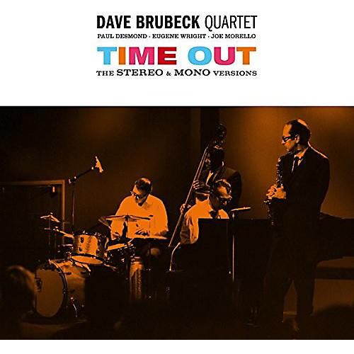 Alliance Dave Brubeck - Time Out: Stereo & Mono Versions thumbnail