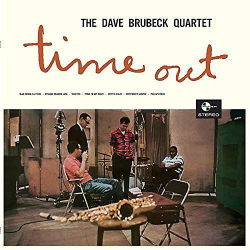 Alliance Dave Brubeck (Quartet) - Time Out + 2 Bonus Tracks thumbnail