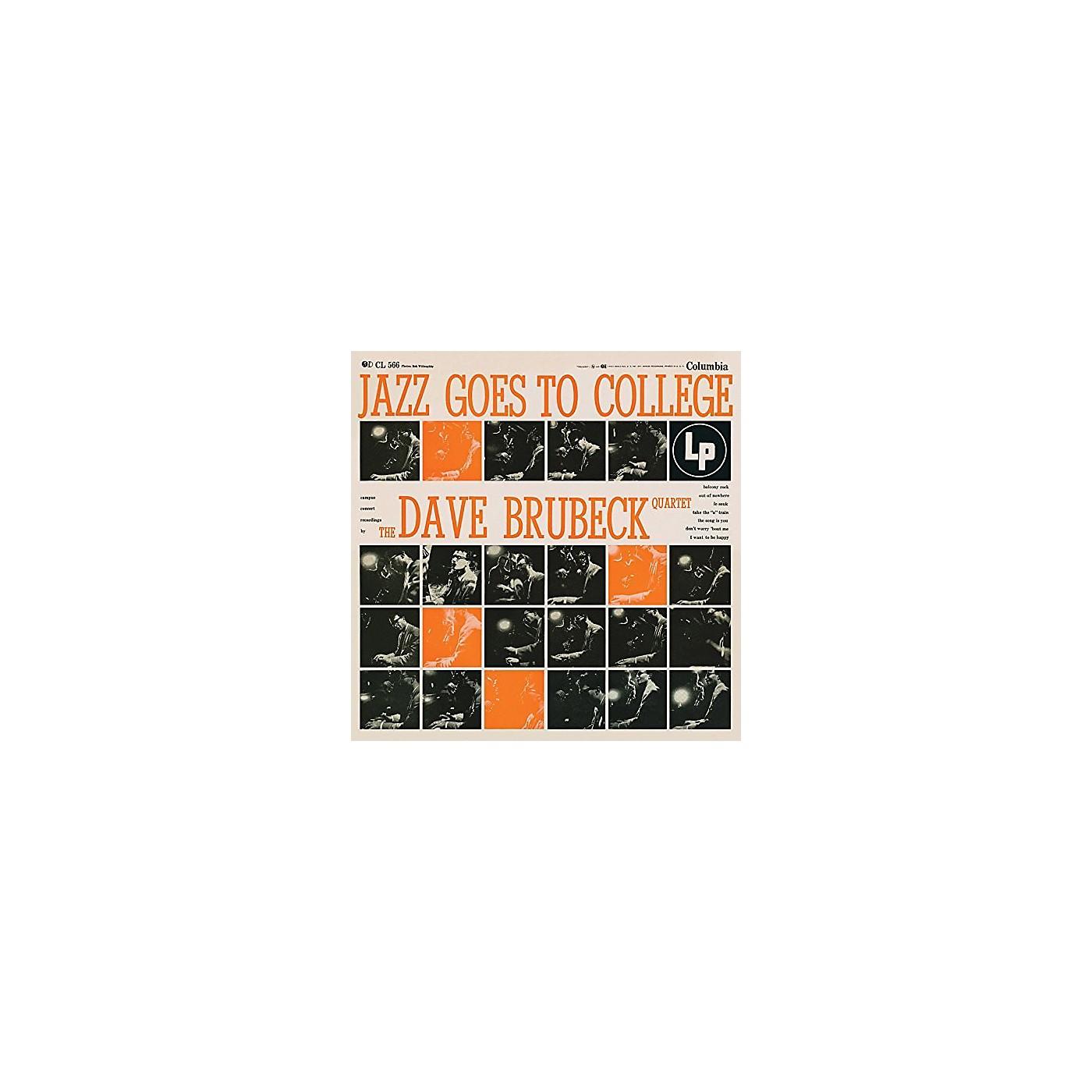 Alliance Dave Brubeck Quartet Jazz - Jazz Goes to College thumbnail