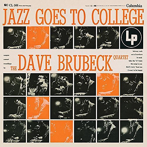 Alliance Dave Brubeck Quartet Jazz - Jazz Goes to College thumbnail